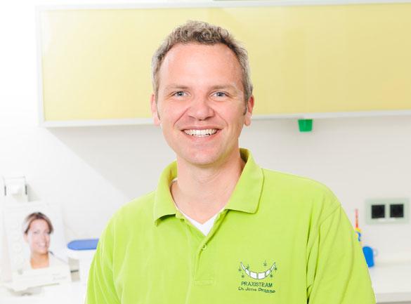 Dr. med. dent. Jens Prasse